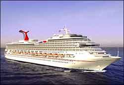 Carnival Valor Cruises