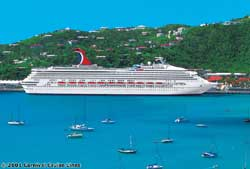 Carnival Victory Cruises