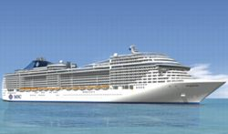 MSC Splendida Cruises