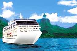 Pacific Princess Cruises